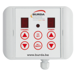 www.burda.be-Burda-keypad